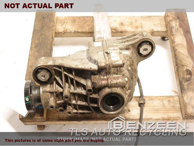 2015 Mercedes GL450 Rear differential. 166 TYPE, FRONT, GL450