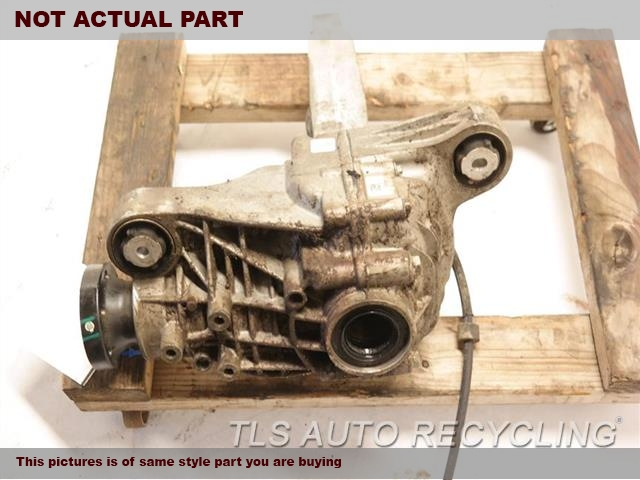 2013 Mercedes Gl550 Front Differential  166 TYPE, FRONT, GL550