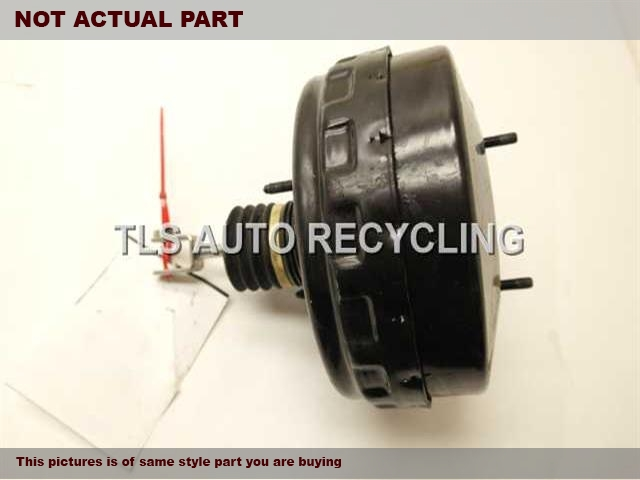 2011 Mercedes Glk350 Brake Booster  204 TYPE, (GLK350)