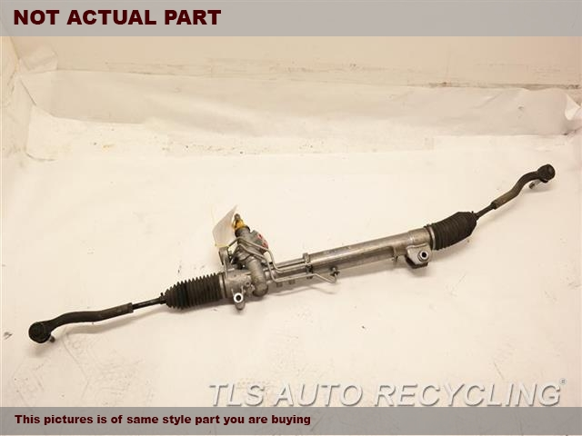 204 TYPE, POWER RACK AND PINION