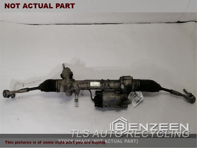 2015 Mercedes GL450 Steering Gear Rack. 166 TYPE, POWER RACK AND PINION, GL
