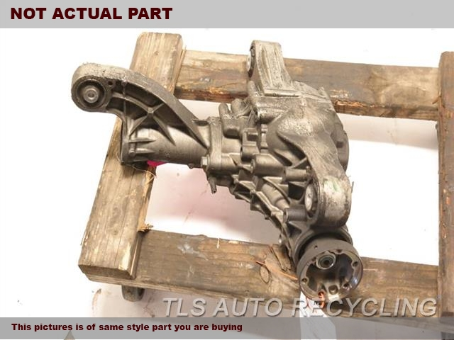 2007 Mercedes ML350 Rear differential. 164 TYPE, FRONT, ML350