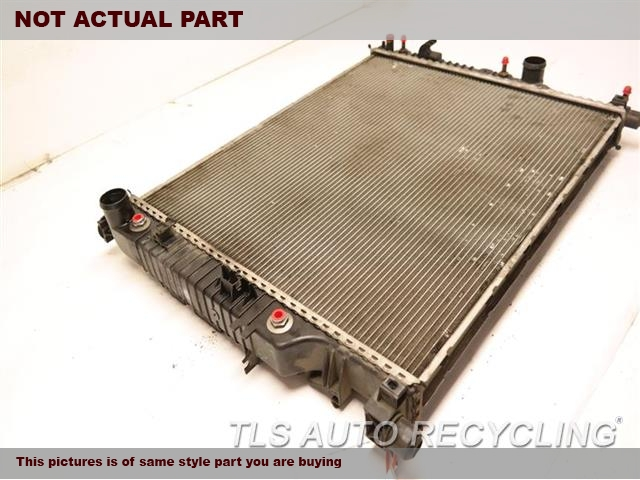 2007 Mercedes R500 Radiator  251 TYPE, R500