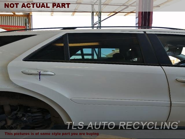 2007 Mercedes ML350 Door Assembly, Rear side. 000,RH,SLV,PW,PL,164 TYPE, ML350
