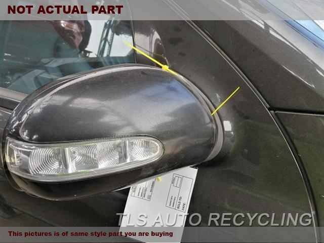 2007 Mercedes ML350 Side View Mirror. RH,SLV,PM,164 TYPE, POWER, ML350