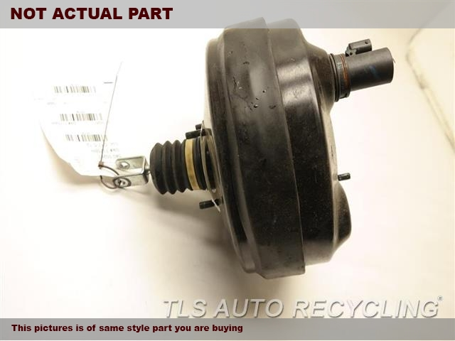 2009 Mercedes ML350 Brake Booster. ABS,164 TYPE, ML350,BOOSTER