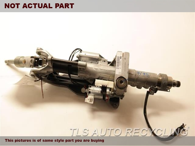 2007 Mercedes GL450 Steering Column. BLK,164 TYPE, GL450, POWER ADJUSTAB