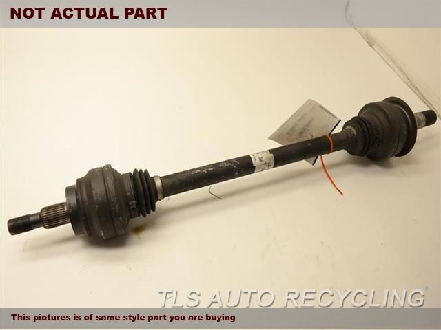 2015 Mercedes Gl550 Axle Shaft  CHECK PACKAGE
