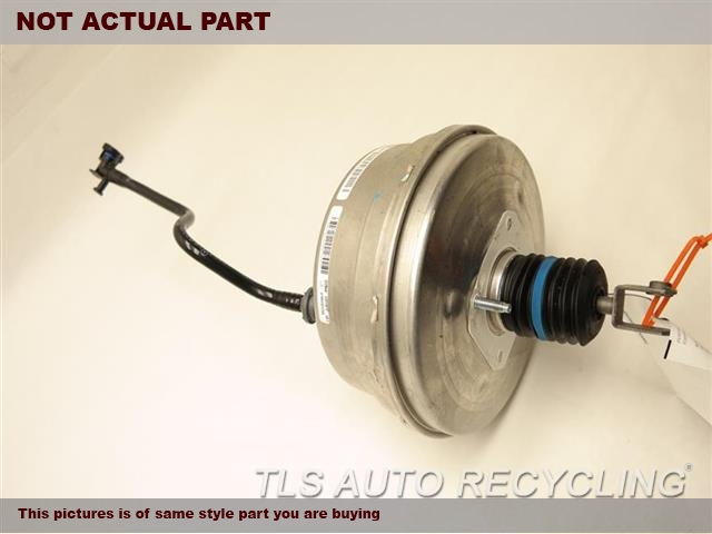 2014 Mercedes GL450 Brake Booster. 166 TYPE, GL450