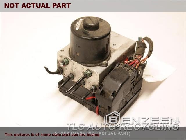 2009 Mercedes ML550 Abs Pump. 164 TYPE, (ASSEMBLY INCLUDES MODULE