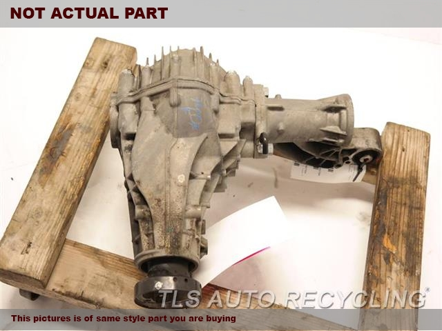2007 Mercedes R500 Front Differential  251 TYPE, FRONT, R500