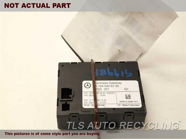 2006 Mercedes ML350 Chassis Cont Mod. 1645406745 MPX MODULE