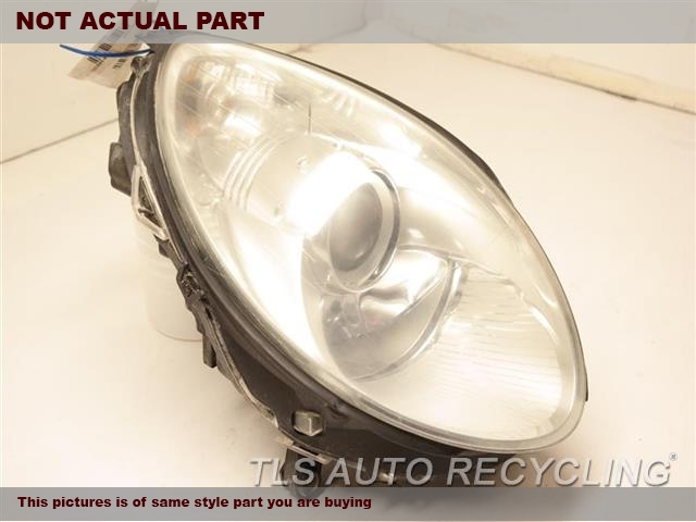 2007 Mercedes R500 Headlamp Assembly  RH,251 TYPE, R500, HALOGEN, R.
