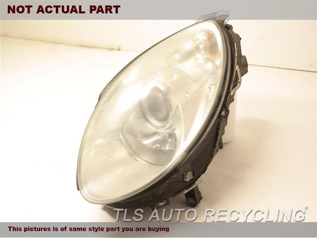 DRIVER HALOGEN HEADLAMP 2518200361