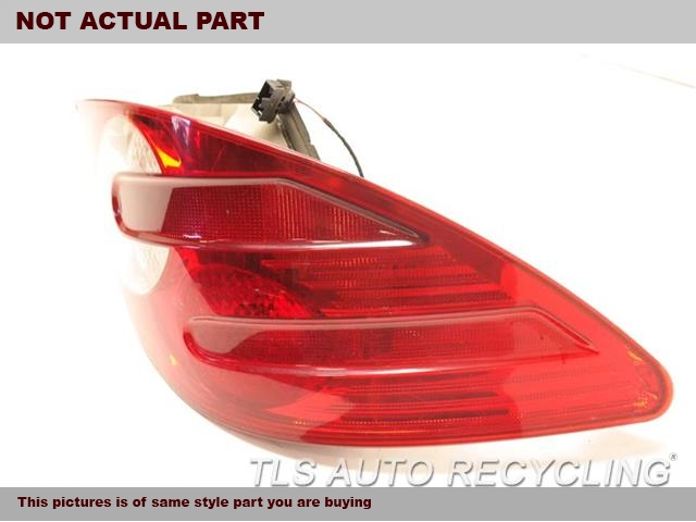 2007 Mercedes R500 Tail Lamp  LH,251 TYPE, R500, EXC. SPORT, L.