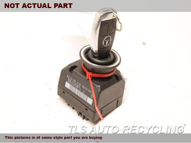2010 Mercedes S400 Ignition Switch. 221 TYPE, S400 (HYBRID), KEYLESS