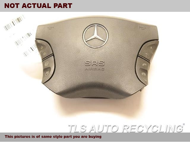 220 TYPE, S430, FRONT, DRIVER WHEEL