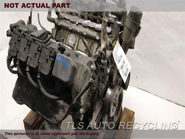 2004 Mercedes SL500 Engine Assembly. ENGINE ASSEMBLY 1 YEAR WARRANTY