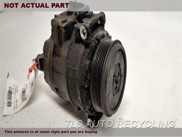 2007 Mercedes S550 Ac Compressor  221 TYPE, S550