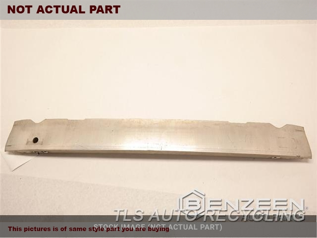 2007 Mercedes S550 Bumper Reinforcement, Rear  221 TYPE, S550