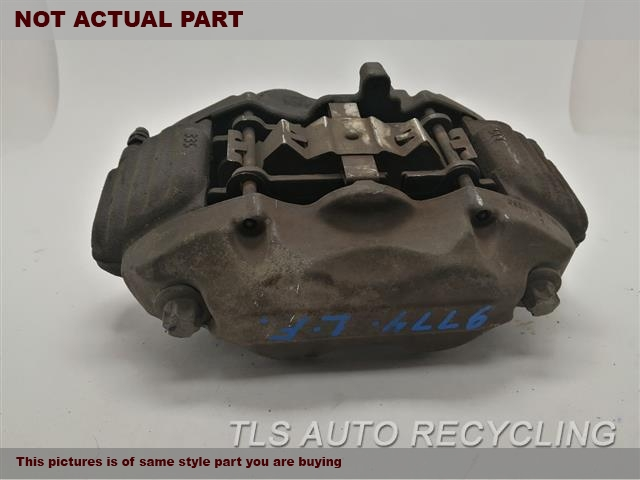 2010 Mercedes S400 Caliper. LH,221 TYPE, FRONT, S400 (HYBRID),