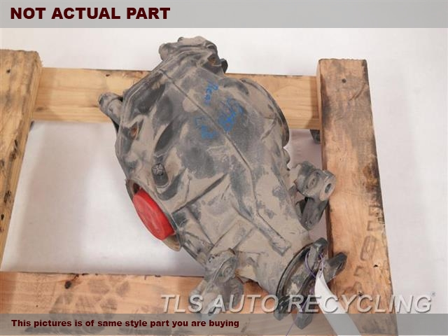 2007 Mercedes CL550 Rear differential. REAR DIFFERENTIAL 2213503914