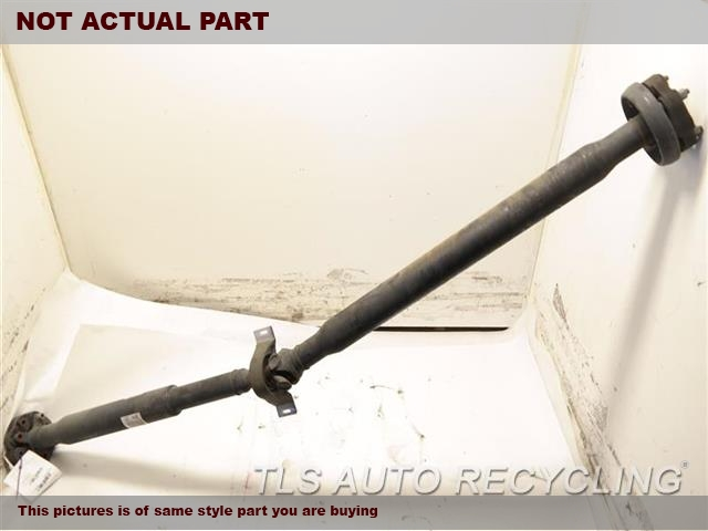 2007 Mercedes S550 Drive Line, Rear. 221 TYPE, S550, RWD