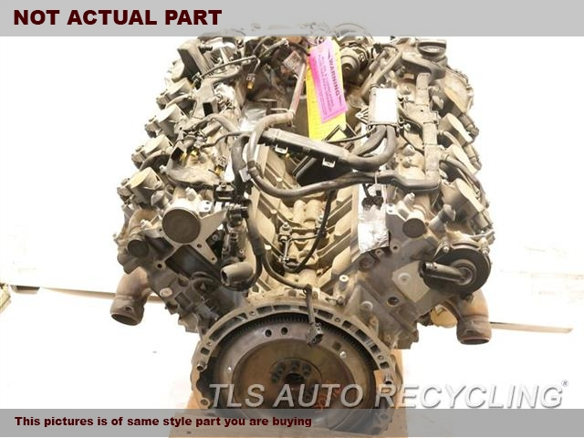 2008 Mercedes S550 Engine Assembly. ENGINE ASSEMBLY 1 YEAR WARRANTY