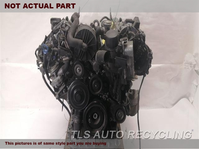 2007 Mercedes S550 Engine Assembly. ENGINE ASSEMBLY 1 YEAR WARRANTY