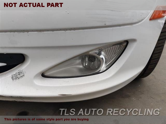 2008 Mercedes S550 Front Lamp. LH,221 TYPE, FOG-DRIVING, S550, EXC