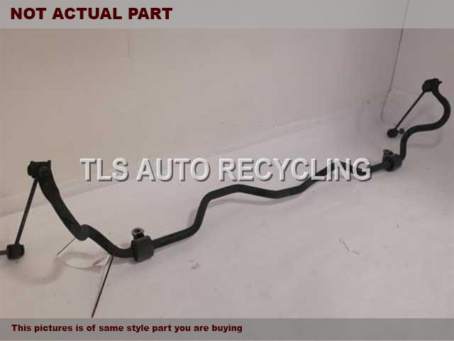 2007 Mercedes CL550 Stabilizer Bar. REAR STABILIZER BAR 2213200411