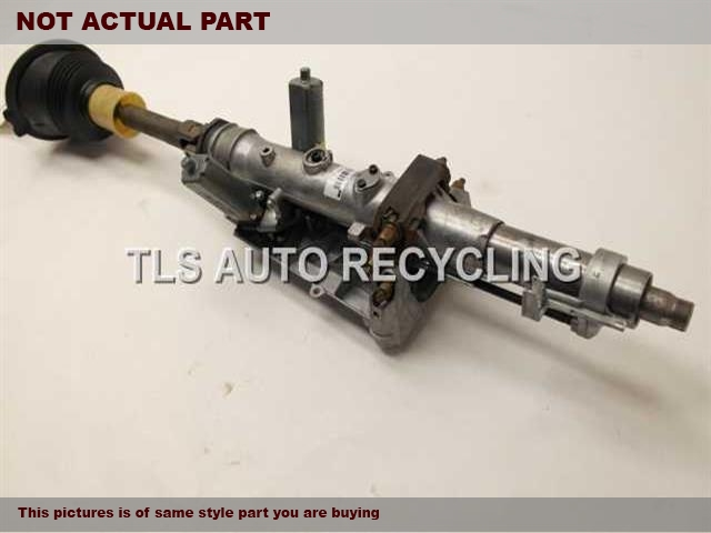 2007 Mercedes S550 Steering Column  BLK,W/KEY,COLUMN