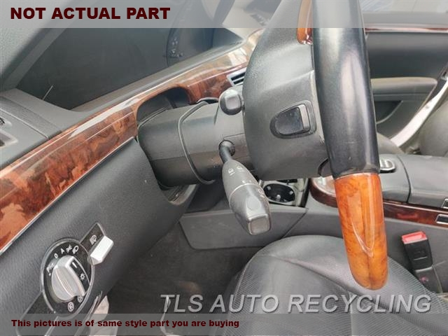 2007 Mercedes S550 Steering Column  BLK,221 TYPE, COLUMN SHIFT, S550, R