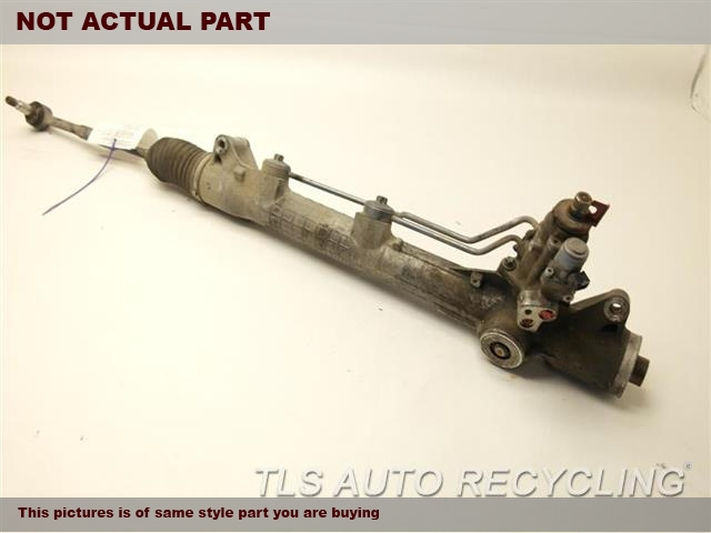 2007 Mercedes CL550 Steering Gear Rack. STEERING GEAR RACK 2214602500