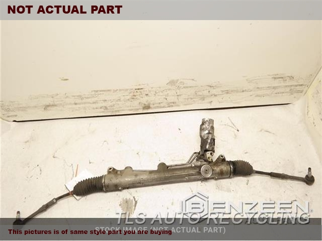 2007 Mercedes S550 Steering Gear Rack  5.5L,221 TYPE, POWER STEERING, S550