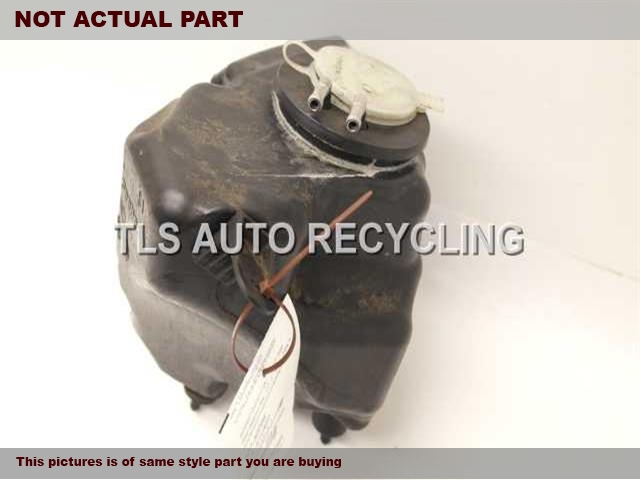 2008 Mercedes S550 Wash Reservoir Assy  221 TYPE, S550, W/O ACTIVE BODY