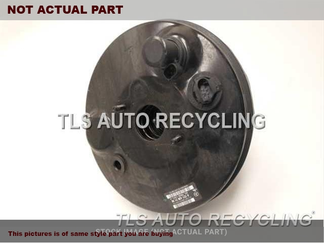 2008 Mercedes S550 Brake Booster  RWD,5.5L,221 TYPE, S550