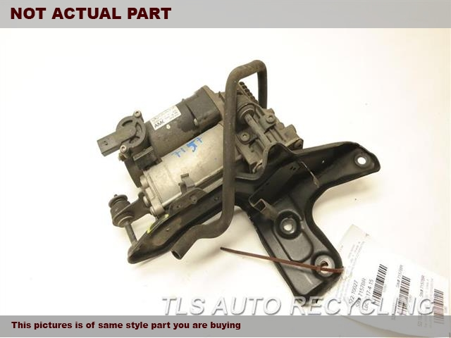 2007 Mercedes CL550 Susp Comp Pump. 2213270215SUSPENSION VALVE BLOCK 2213200958