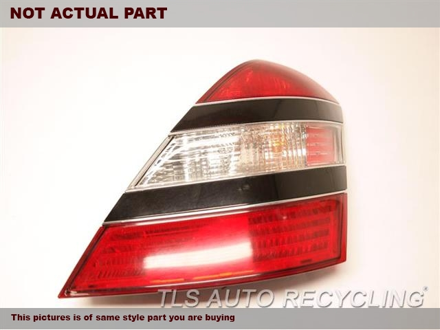 PASSENGER REAR TAIL LAMP