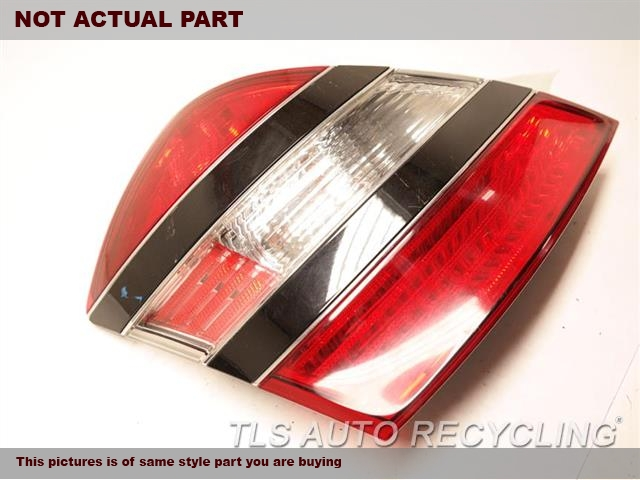 2008 Mercedes S550 Tail Lamp  LH,221 TYPE, S550, L.
