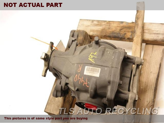 REAR DIFFERENTIAL 2213503914