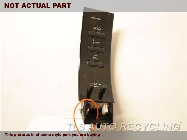2010 Mercedes S550 Dash switch. MULTI-FUNCTIONAL SWITCH 2218707058