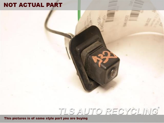 2008 Mercedes S63 Camera. 221 TYPE, S63, REAR VIEW CAMERA
