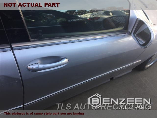 2006 Mercedes S55 Door Assembly, Front. 000,RH,GRAY,PW,PL,PM