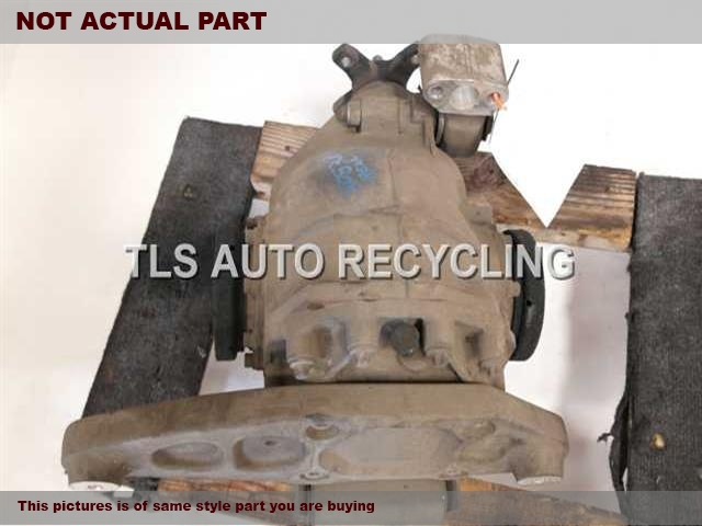 2006 Mercedes S55 Rear differential. 220 TYPE, REAR, S55