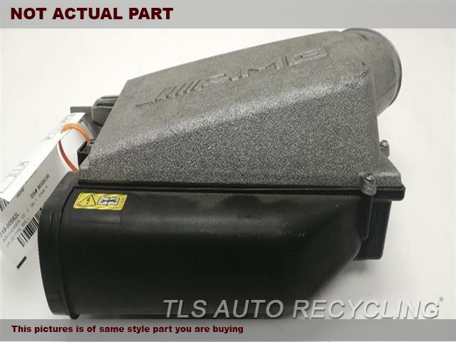 DRIVER AIR CLEANER BOX W/SENSOR