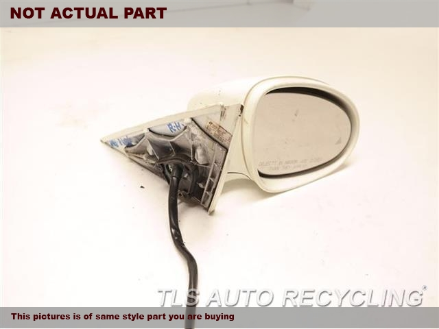 2007 Mercedes S550 Side View Mirror. RH,SLV,PM,221 TYPE, POWER, S550, R.