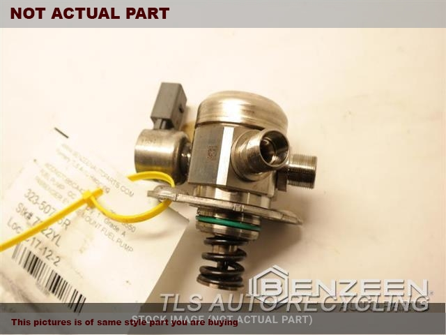 2015 Mercedes GL450 Fuel Pump. RH,166 TYPE, PUMP ONLY, INJECTION