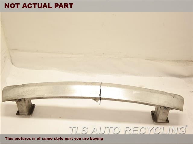 2007 Mercedes SL550 Bumper Reinforcement, Rear. 2306100320       REAR BUMPER REINFORCEMENT