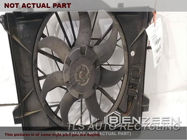 230 TYPE, FAN ASSEMBLY, SL500
